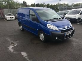 Citroen Dispatch 1000 L1H1 SWB HDI 90 (blue) 2010