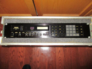 Vintage Yamaha Rev 7 Reverberator Digital Effects Processor