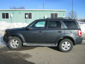 2009 Ford Escape XLT 4WD 3.0L V6 Auto