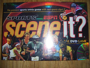 Scene it Sports game for sale