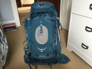 Osprey Ariel 65 Backpack about 1/2 price retail