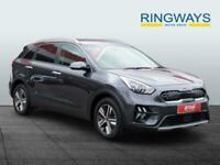 2020 Kia Niro 2 S-A 1.6 5dr Estate Hybrid Electric Petrol Auto Estate Hybrid Ele