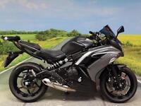 Kawasaki ER6F 2014 **SUPER LOW MILEAGE EXAMPLE**
