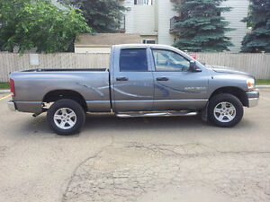 2006 Dodge Ram 1500 SLT winter Ready