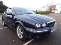 Jaguar X-TYPE 2.1 Classic 2002