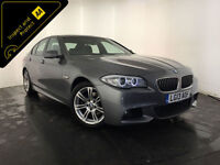 2013 BMW 520D M SPORT AUTO DIESEL 1 OWNER SERVICE HISTORY FINANCE PX WELCOME