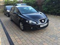 2008 seat Leon stylance 1.9 tdi sat Nav model service history hpi clear vosa verified not golf