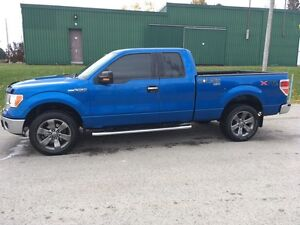 2012 Ford F-150 Supercab - XLT/XTR - 4X4