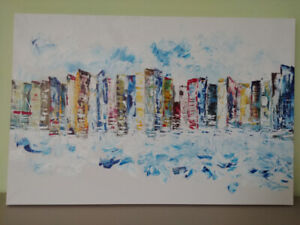 Original Painting (36x24 inch) - Limited Edition
