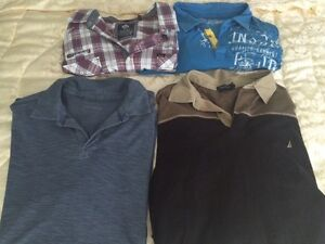 Men's designer shirts sizes XLT to 3XLT Peterborough Peterborough Area image 2