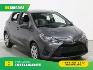 2018 Toyota Yaris LE  AUTO A/C GR ELECT BLUETOOTH CAMERA RECUL