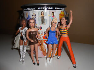 Spice Girls Collection Dolls and more