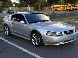 Mustang GT 35th anniverasary
