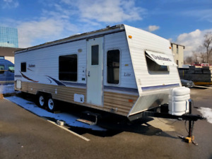 2009 Dutchmen Travel Trailer 28FT Like New CLEAN!