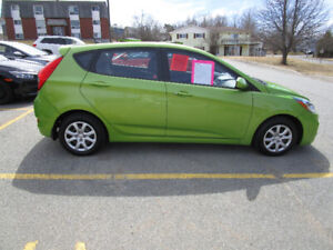 Reduced*** 2013 Hyundai Accent GLS Hatch With Low Ks