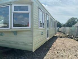 Cosalt Rimini super two bed with Double glazing and central heating