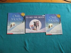 Primary/Jr Owl Moon and To see the Moon