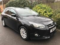 FORD FOCUS TITANIUM TDCI 115 2011 Diesel Manual in Black