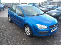 2005/55 Ford Focus 1.6 LX FULL MOT LOW MILEAGE EXCELLENT RUNNER