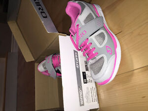 SPIN SHOES.  GIRO WHYND