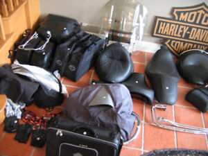 Harley-Davidson Parts and Accessories * LOTS *