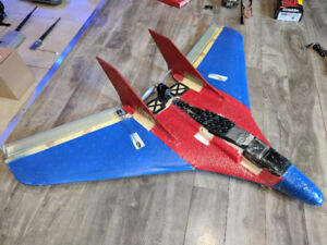 RC Electric Airplane -- Parkzone F27C Stryker