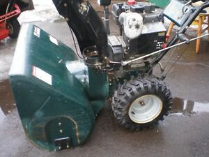 Snowblower Craftsman 12.5 HP/30inch **souffleuse**