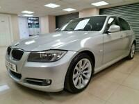 BMW 3 Series 2.0 318i Exclusive Edition Silver 53MPG WARRANTY 12 MONTHS MOT