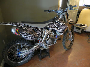 2009 YZF 450  MINT! UPGRADES! $$