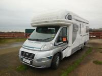 Auto Trail Scout 6 Berth Family Motorhome
