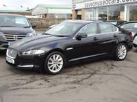 2013 Jaguar XF 2.2d [200] Premium Luxury 4dr Auto 4 door Saloon