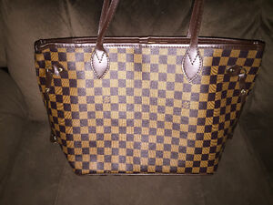 LV Never used tote and pouch