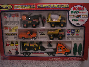 Tonka Die-Cast Collection