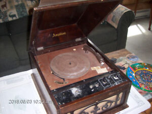 Vintage/Antique Record Player
