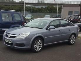 Vauxhall Vectra 1.8i VVT 2007 Exclusive, 75 000 Miles, 1 Years Mot