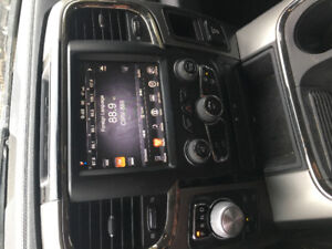 2013-2018 Dodge Ram 8.4 radio nav screen conversion