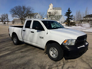 2013 Dodge Ram 1500 ST 4X4, trades considered
