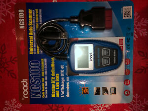 Roadi NGS100 Universal Auto Scanner OBII
