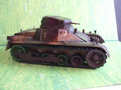 Seltener Lineol Panzer, Nebeltank