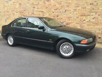 AUTOMATIC BMW 528 - 1 YEARS MOT - SUPERB DRIVE