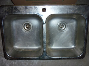 kindred double sink