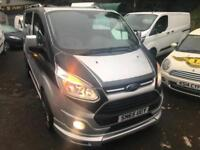 2015 65 FORD TRANSIT CUSTOM SPORTS TREND 2.2TDCi ( 125PS ) 290 L2H1 / AIR-CON