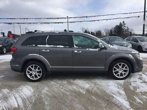 2013 DODGE JOURNEY R/T * AWD * LEATHER London Ontario image 7