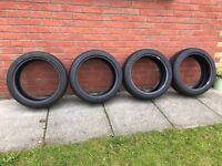 Dunlop Sport 01 Runflat tyres 205 45 17