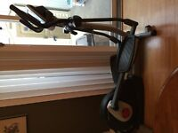 Elliptical Trainer with iPhone/iPod input, & iFit Personal Coach