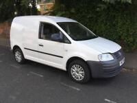 Volkswagen Caddy 1.9TDI PD ( 104PS ) C20 (2007)