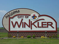 from Winkler to Winnipeg May 30th morning $20