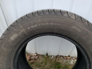 Michelin Defender 4 seasons tires 225 60 16