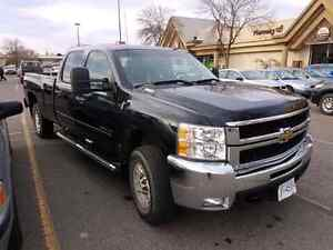 2010  Chevy  3500 HD Crew Cab