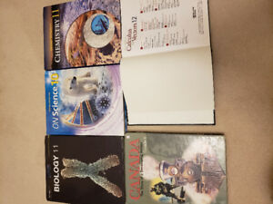 Textbooks for sale!!